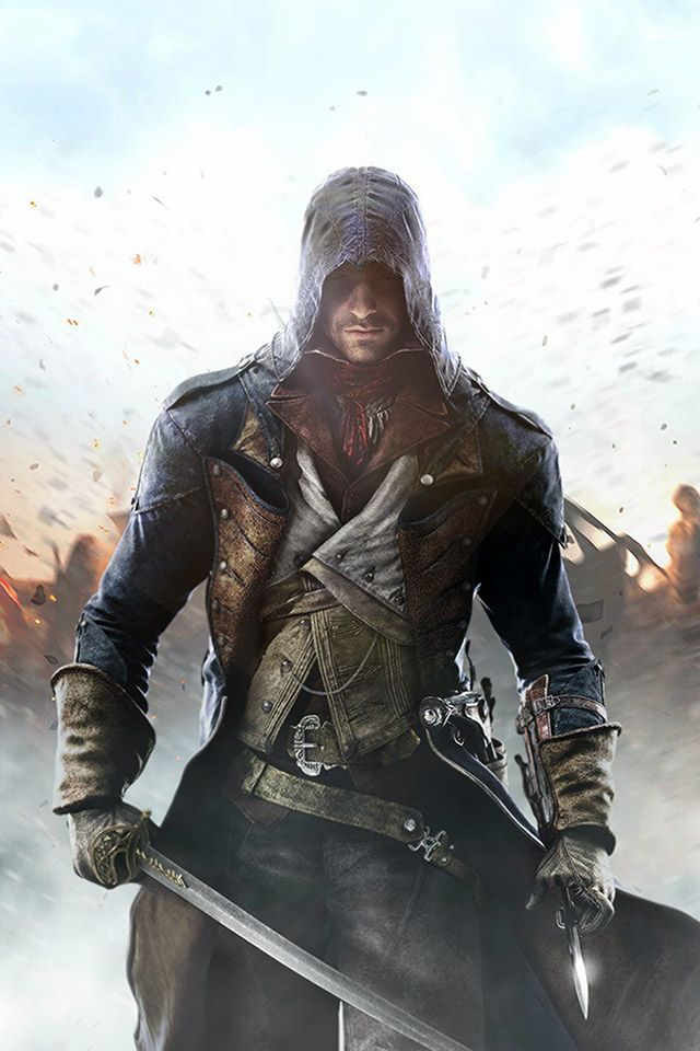 2014 Assassins Creed Unity Game Wallpapers HD