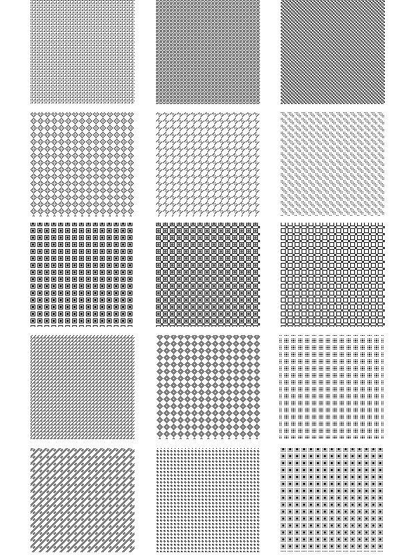 40 Pixel Patterns Free Download Pinterest Pixel Pattern Simple Pixel Patterns
