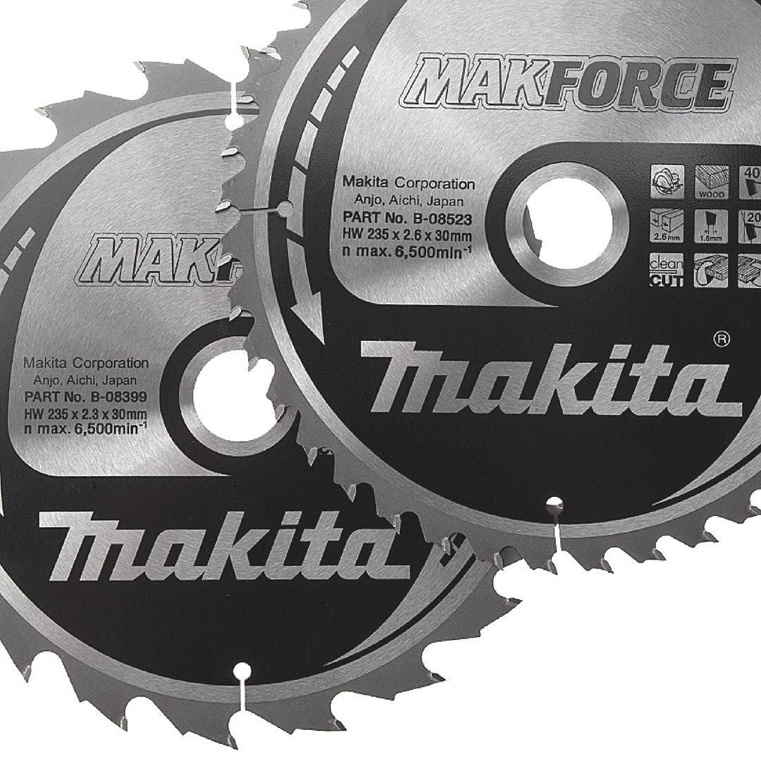 Toolstopltdfresh out of the packet these tct blades from makita toolstopltdfresh out of the packet these tct blades from makita will cut better and stay greentooth Gallery