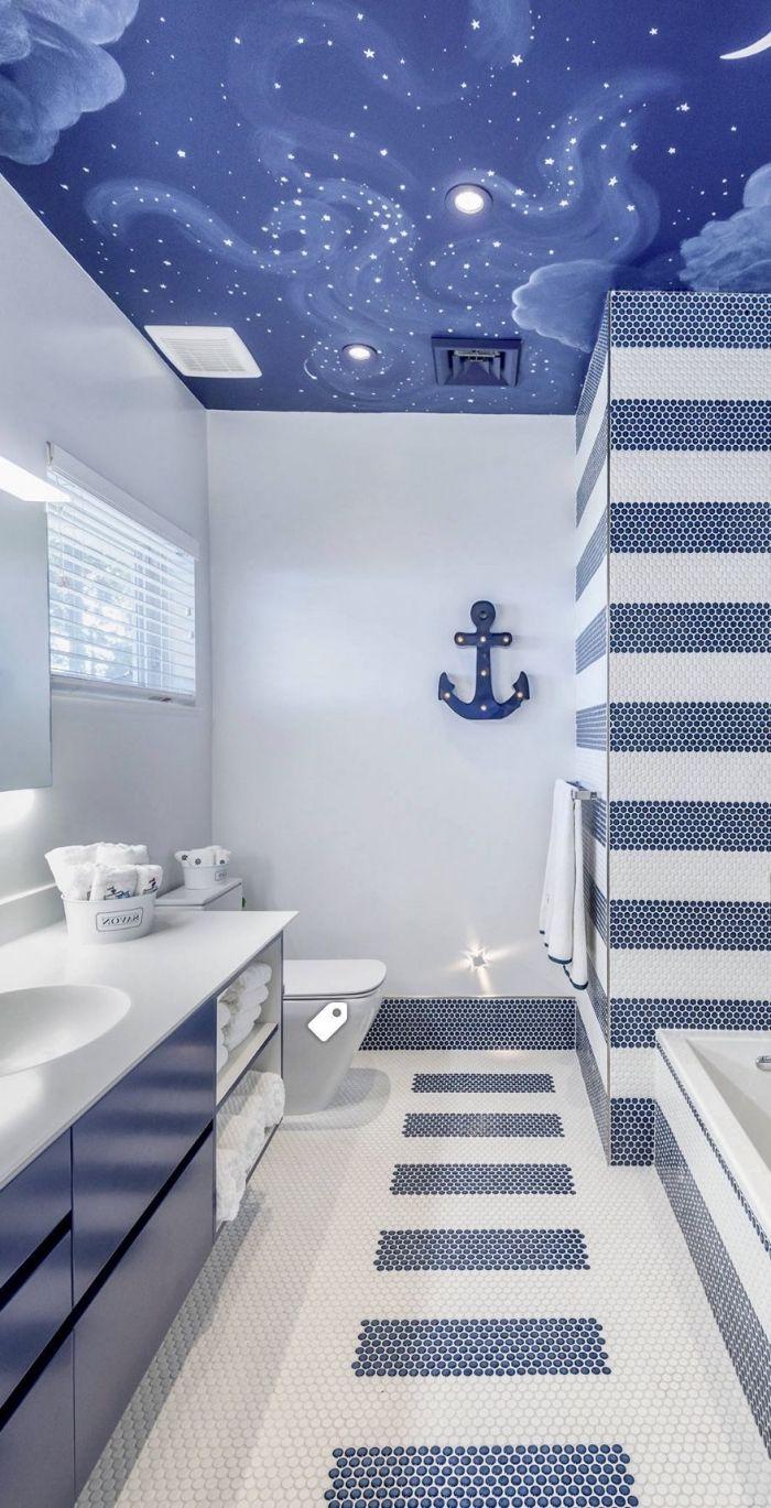 ▷ 1001 + idées comment aménager la salle de bain enfant