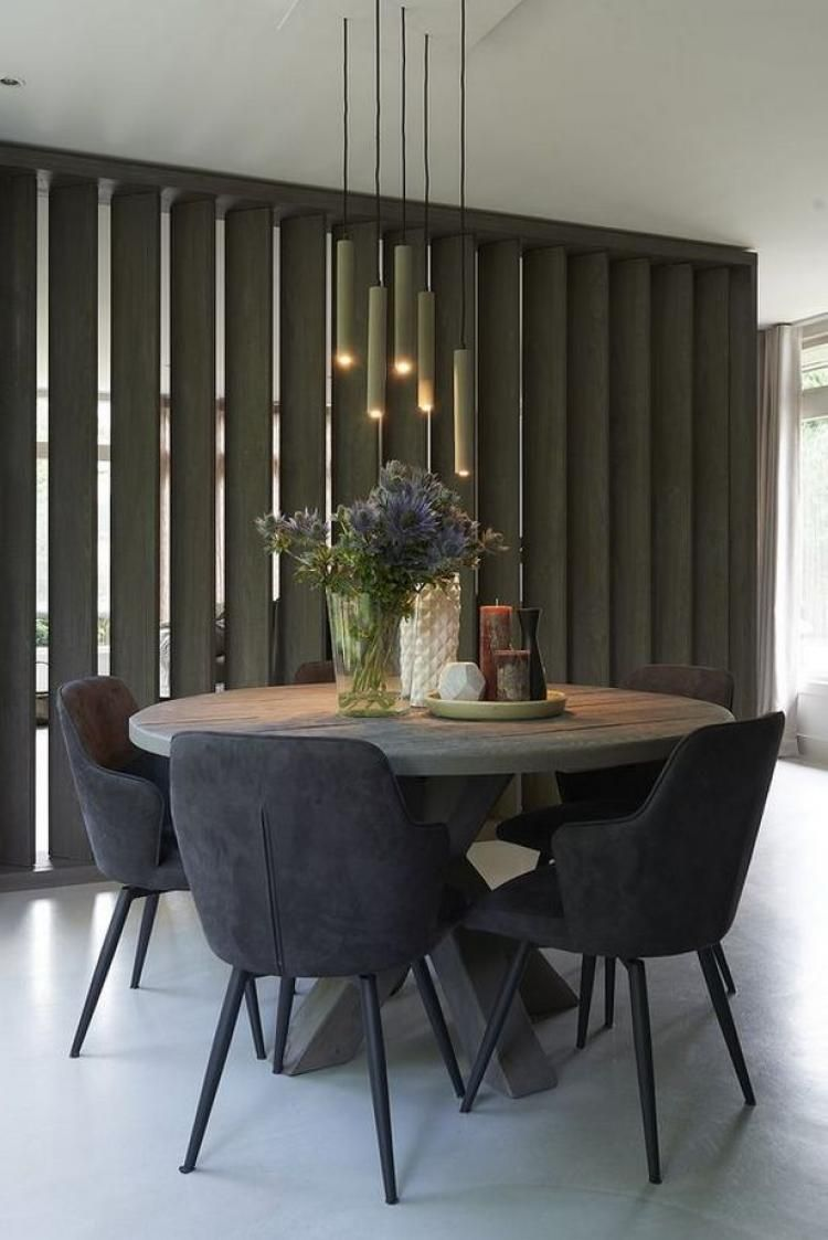 Awesome Dining Rooms From Hulsta: 68+ Awesome Round Dinning Table Design Ideas
