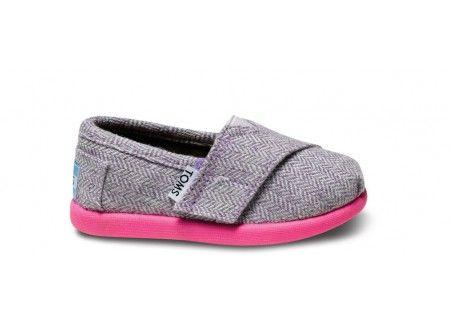 Chaussures Pour Enfants Rose Toms lkwvWpU