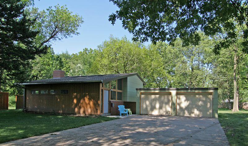 B.E.L.T. (Kansas Mid-Century Modern Homes, Part 1 In the...)   KC ...