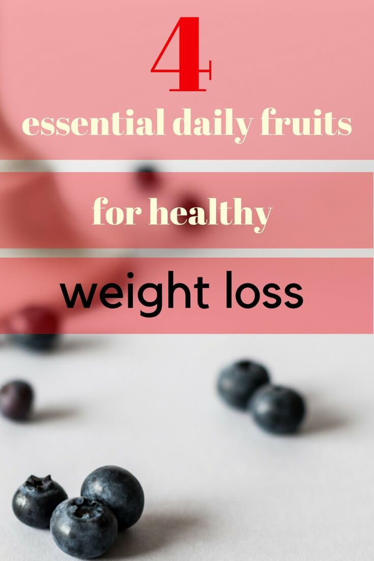 Will i lose weight eating fruit
