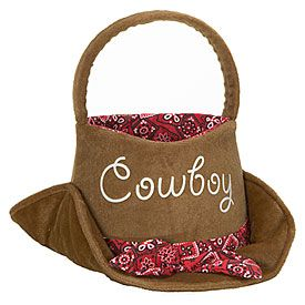 cowboy hat organization | View Cowboy Or Cowgirl Hat Easter Baskets Deals at Big Lots