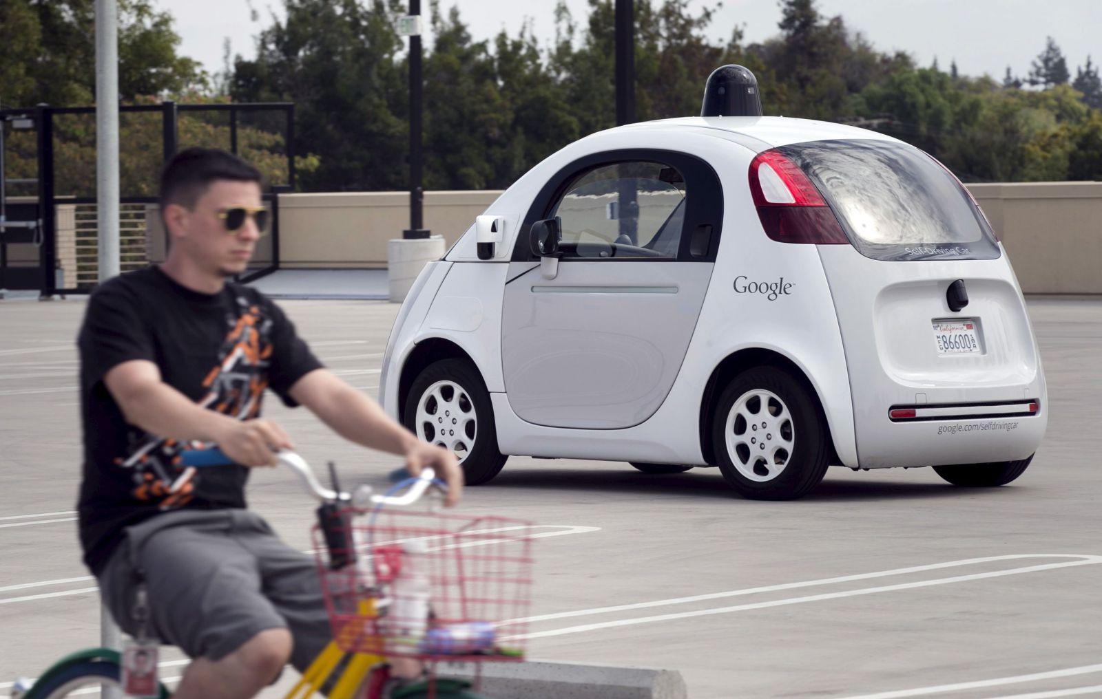 Google is launching its own ridesharing service—Uber, Lyft