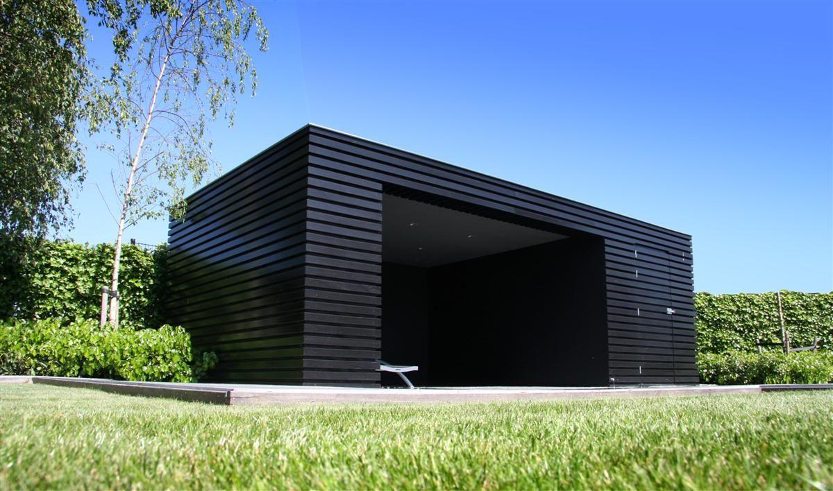 Tuinhuis overdekt terras buitenberging arend groenewegen