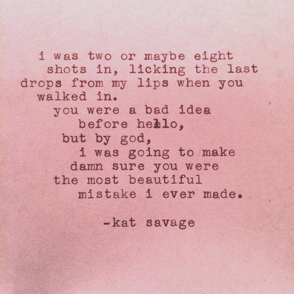 Book Quote Tattoo Kat Savage   Well said...