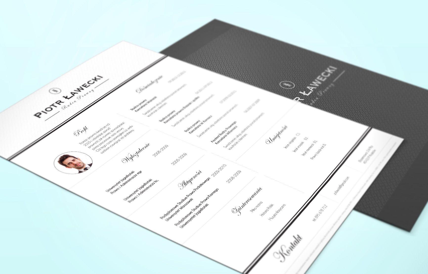 lawyer resume