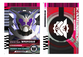 Pin On Kamen Rider Decade Cards