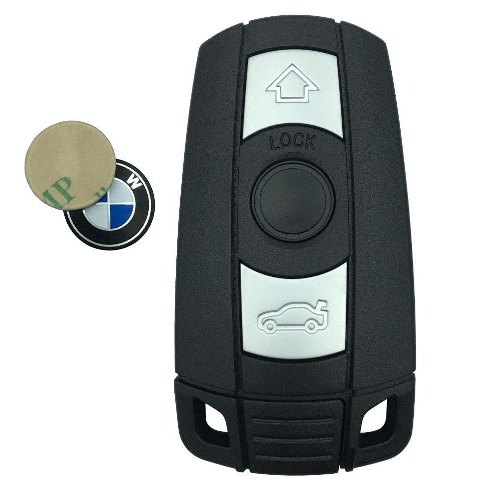 uxcell/® New Replacement Car Key Fob Keyless Entry Remote for Fobik M3N5WY783X