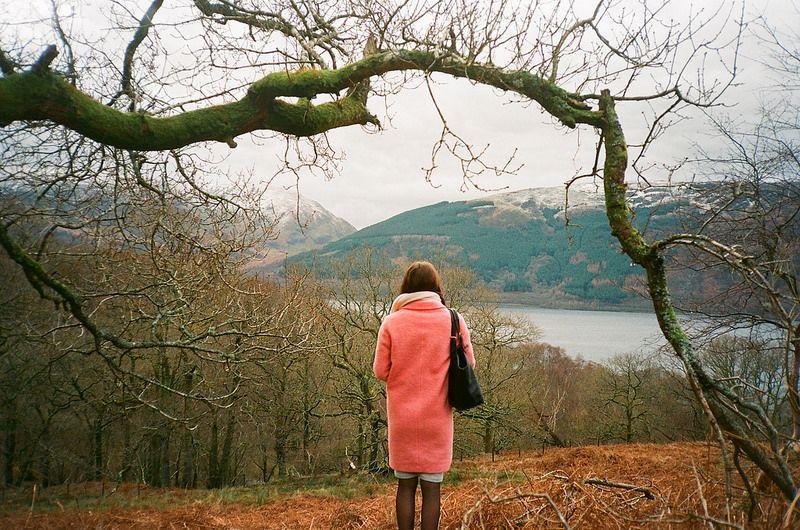 Looking towards Loch Lomond