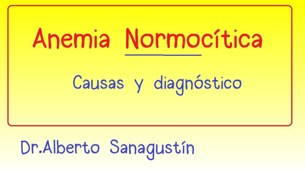 Anemias (3): anemia normocítica | Hematología | Pinterest | Hematología