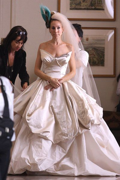 Vera In The City Wedding Gown
