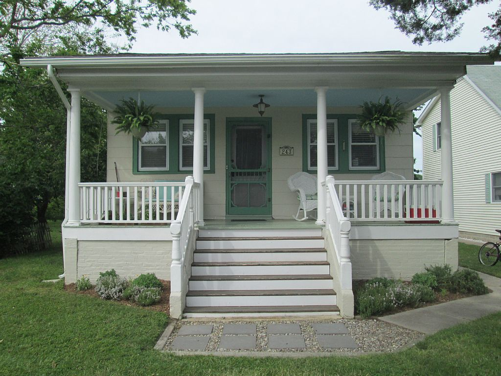 Cottage vacation rental in Cape May from