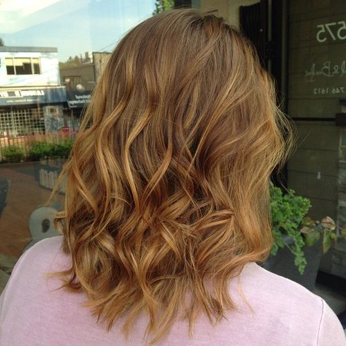 60 Looks With Caramel Highlights On Brown And Dark Brown Hair Carmel Hair Color Light Hair Color Hair Styles