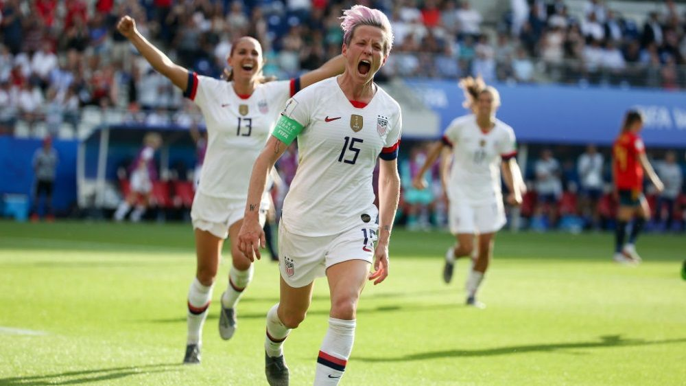 France vs USA live stream how to watch Women's World Cup