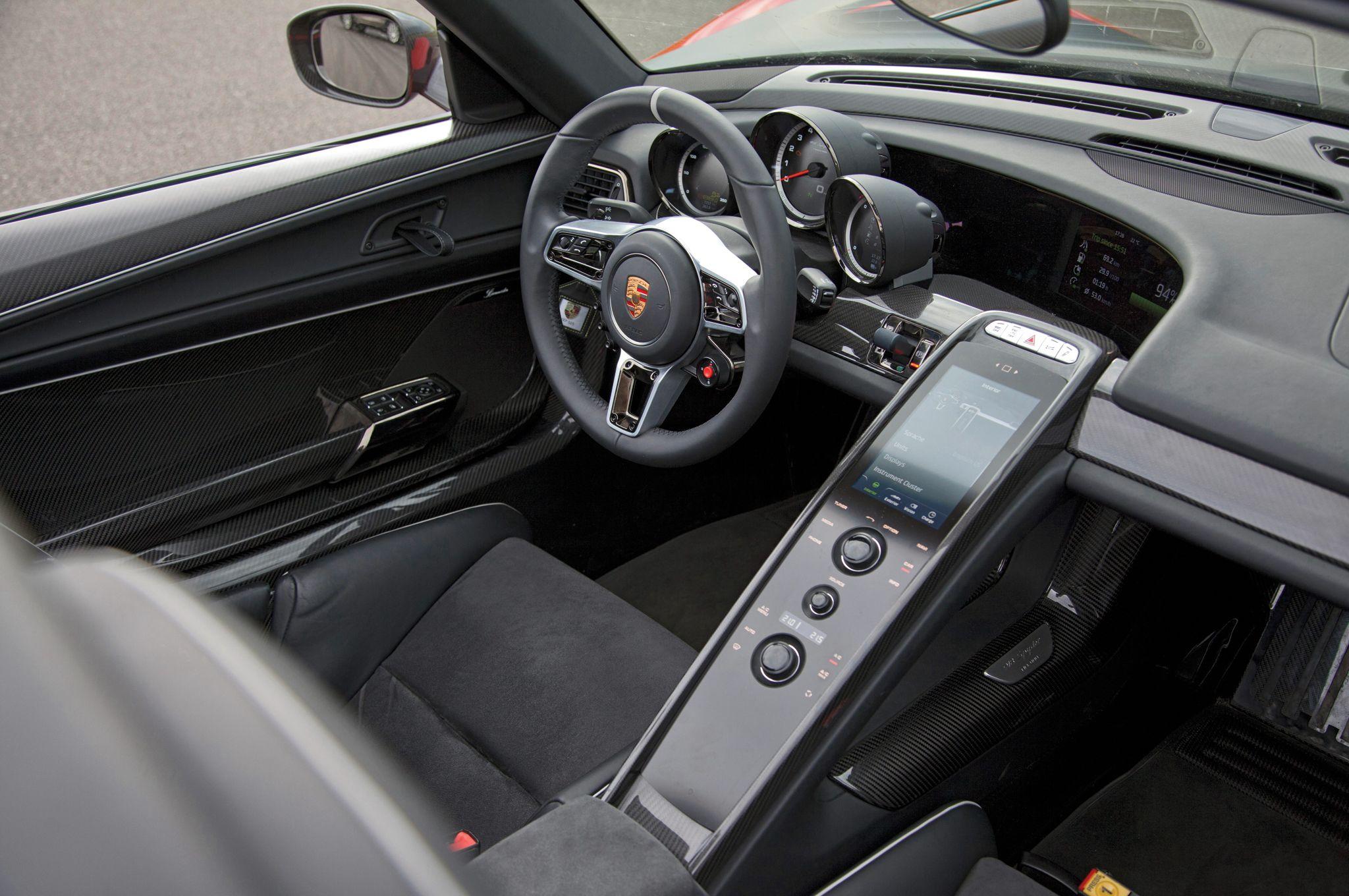 2014 porsche 918 spyder interior httpbestnewtrucksnet2014