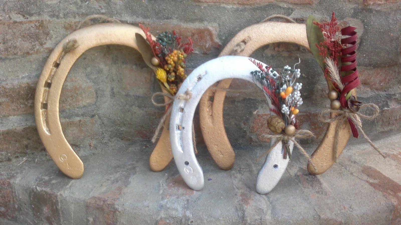 herraduras decoradas navidad - Buscar con Google