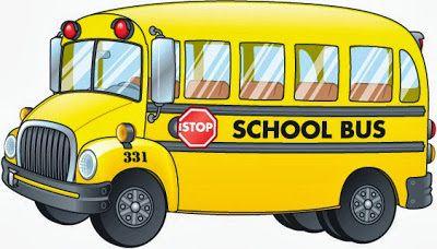 Clipart Transporte Escolar Autocarros Escolares Onibus Escolar