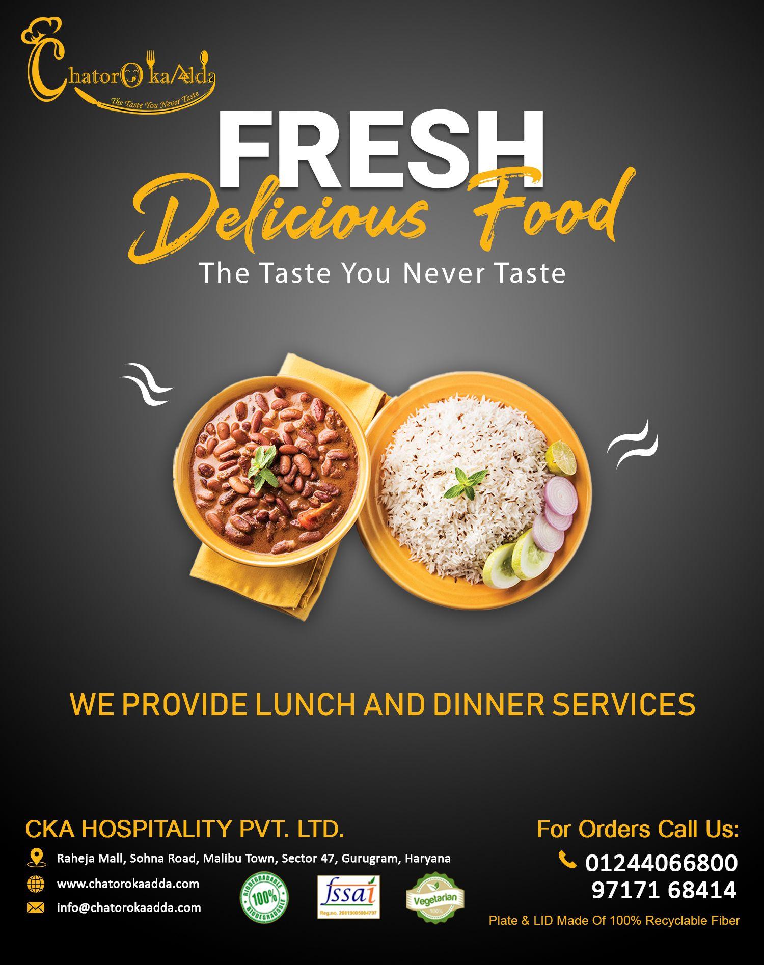 Best Restaurant In Gurgaon Instagram Food Food Graphic Design Food Poster Design