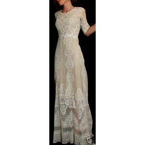 Antiques Wedding Dresses