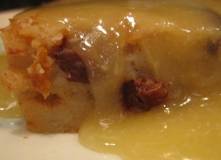 New Orleans Bread Pudding With Bourbon Sauce Recipe Recipe Desserts Bread Pudding Recipe Recipes