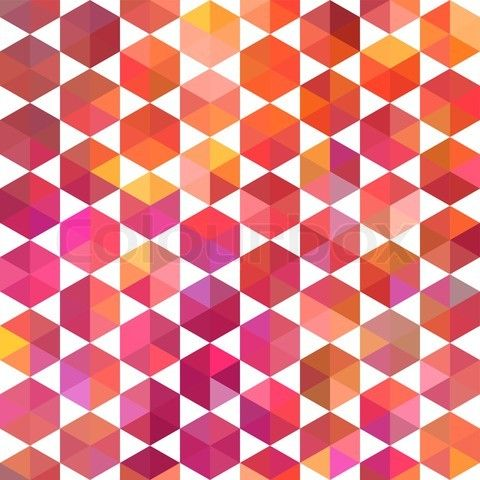 Stock vector of 'Retro pattern of geometric shapes. Colorful mosaic banner. Geometric hipster retro background with place for your text. Retro triangle background'