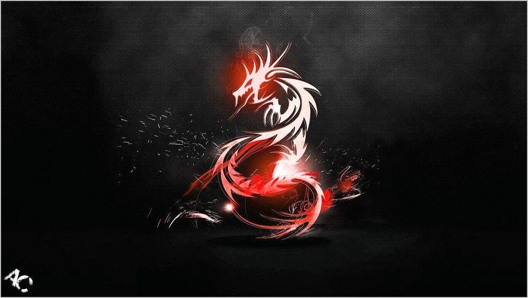 Red Dragon Gaming Wallpaper 4k In 2020 Red Wallpaper Gaming Wallpapers Computer Wallpaper