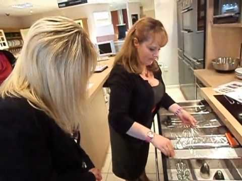 Andrea Of Blum Uk At Premier Kitchens Northampton Youtube Blum S Andrea Creates A Space For Eve Kitchen Organisation Kitchen Fittings Kitchens And Bedrooms