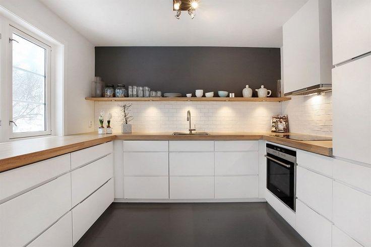 Keuken Kleine Planken : Finn eiendom bolig til salgs keuken houten planken en planken