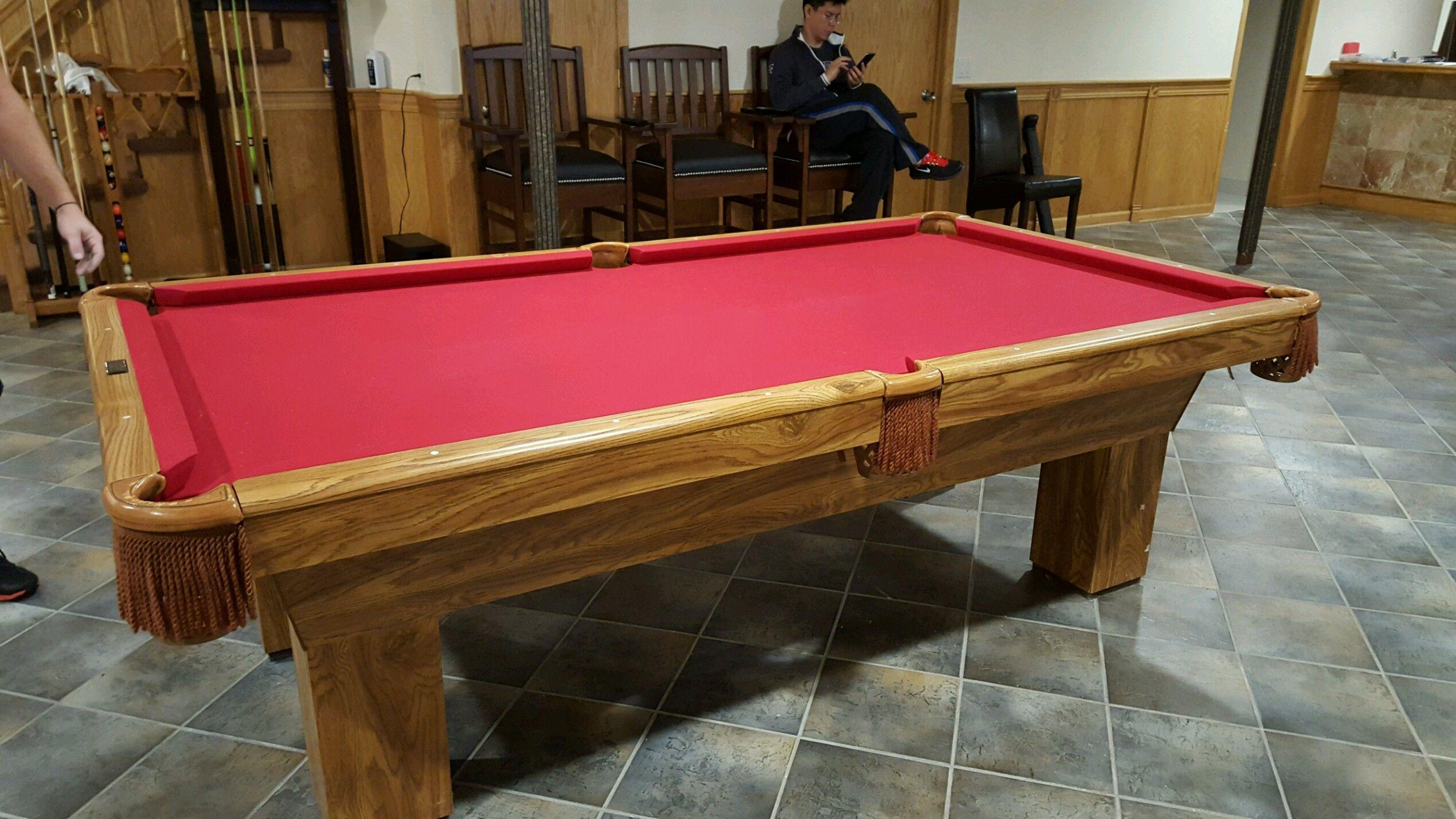 Brunswick Billiards Scottsdale Pool Table Sold Used Pool Tables - Brunswick brighton pool table