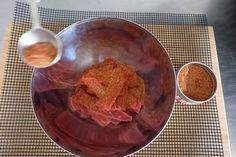 Homemade Beef Jerky http://www.bonappetit.com/test-kitchen/article/homemade-beef-jerky-tips