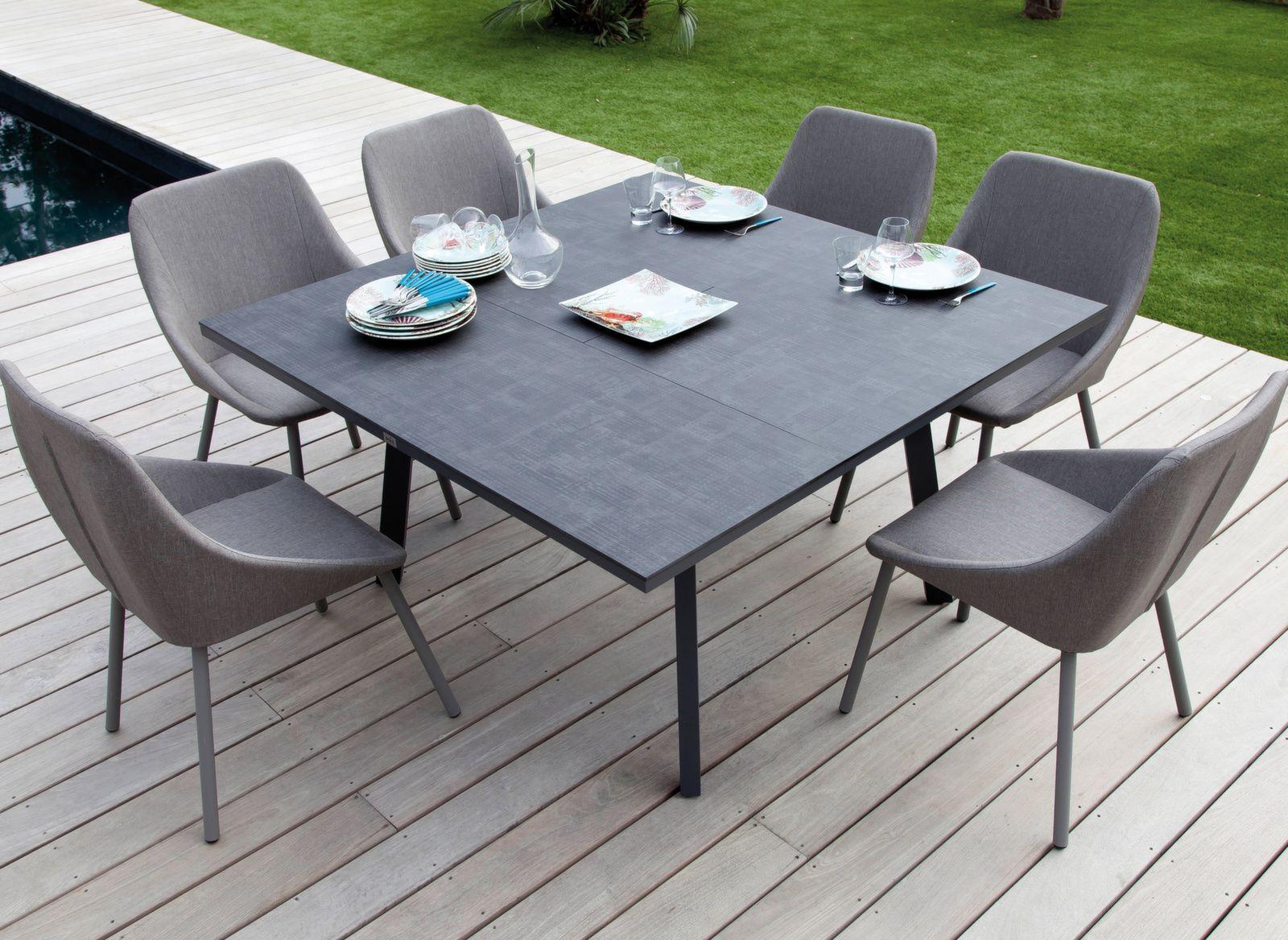 a6558405aaf77d Fauteuil Bossa - Chaises et fauteuils de jardin - Salon de jardin repas -  Proloisirs -
