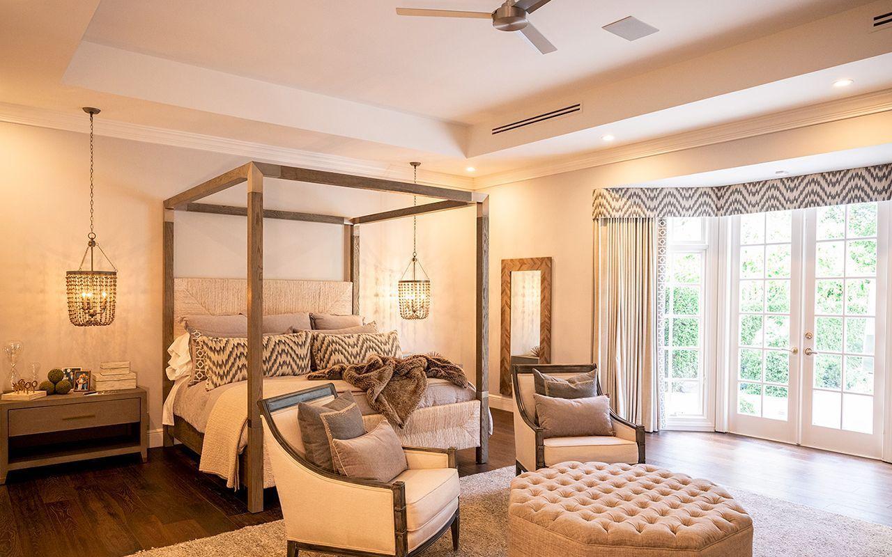 Gorgeous light & modern aesthetic ⭐️ #Bedroom #Design # ...