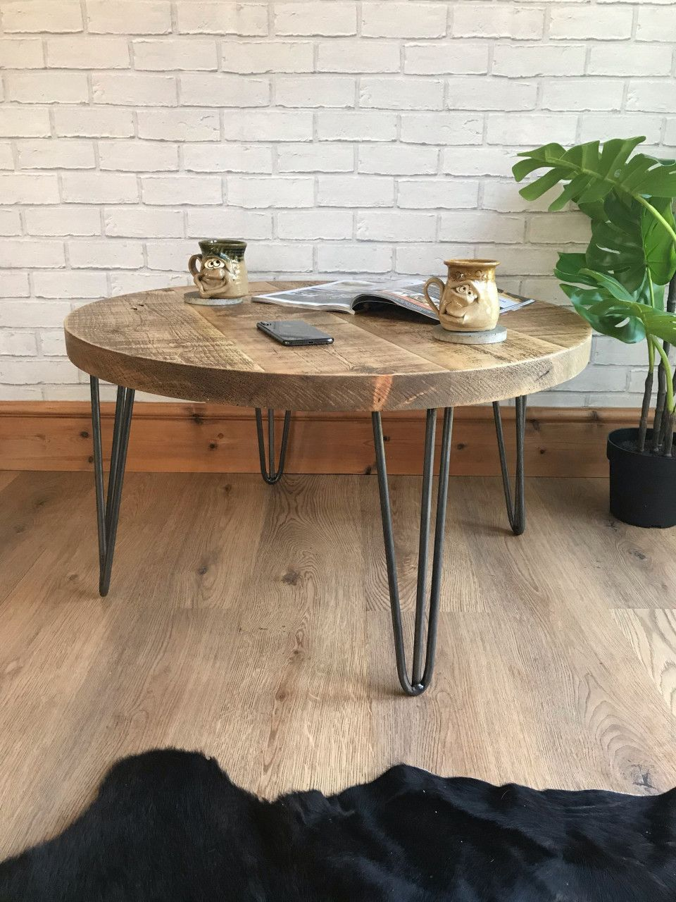 50 Inspirational Rustic Industrial Coffee Table 2020 Rustic Industrial Coffee Table Coffee Table Farmhouse Reclaimed Wood Coffee Table [ 1280 x 960 Pixel ]