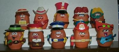 1000  images about Character - Birdie (McDonald's) on Pinterest