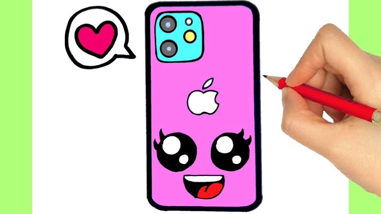 Aprender A Dibujar Celular Como Como Dibujar Como Dibujar Un Telefono Celular Dibujar Dibujar Un Telefono Celular Dibujar Un Tel In 2020 Phone Cases Case Phone