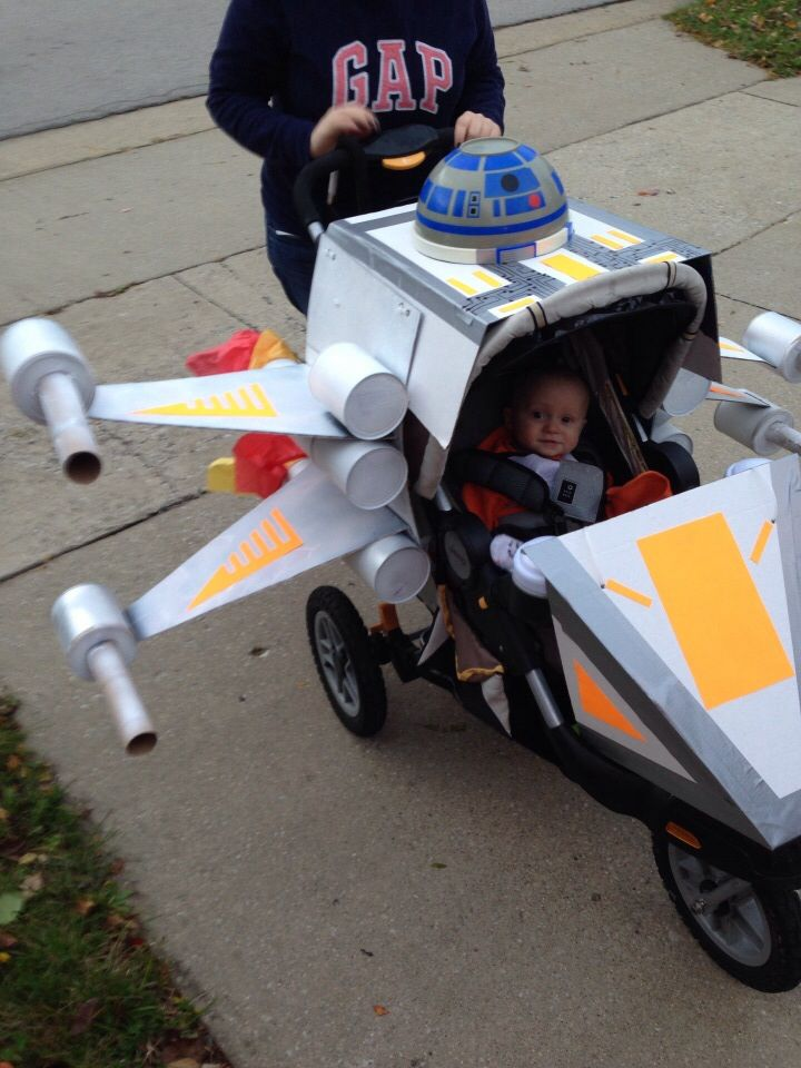 x wing stroller costumes in 2018
