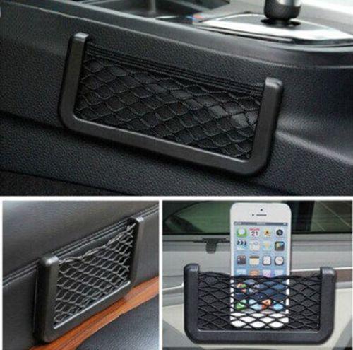 Bag Resilient Car Bag Mobile Phone Holder Visor Car Bag Adhesive Car Styling