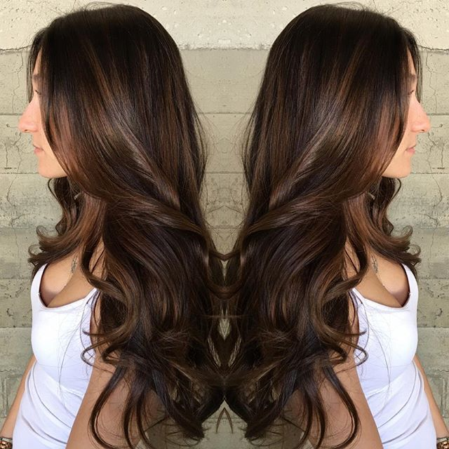 Brunette Ambition Color 2 Clip In In 2020 Long Brown Hair