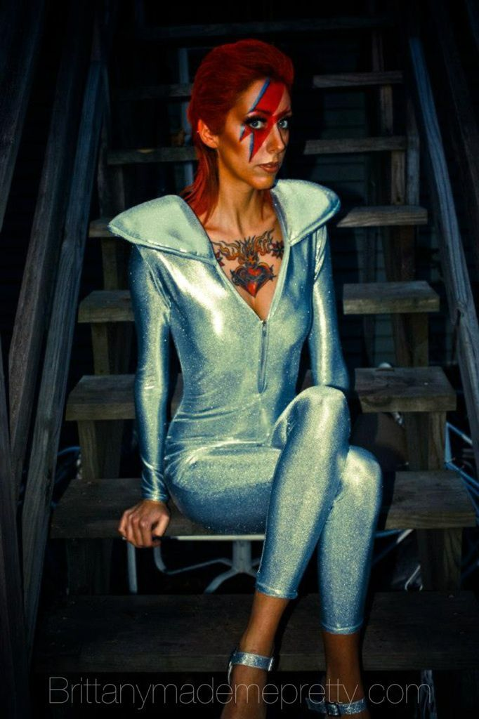 Ziggy Stardust Girl #area51partyoutfit BMMP_ZS4 #area51partyoutfit