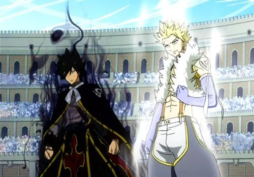 Sting and Rogue , Dragon Slayers