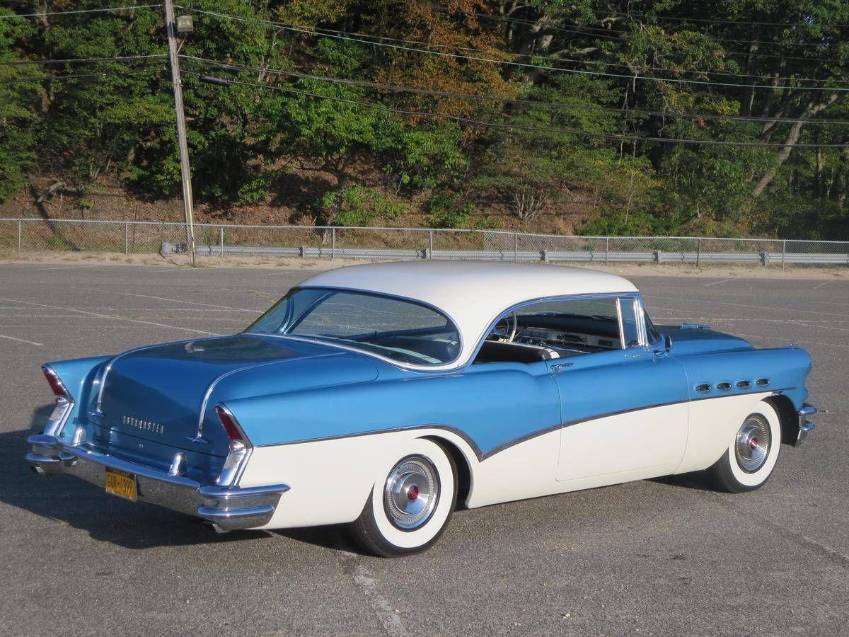 1956 buick roadmaster riviera coupe 76r