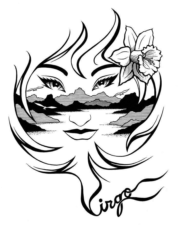 50 Zodiac Sign Tattoos Designs