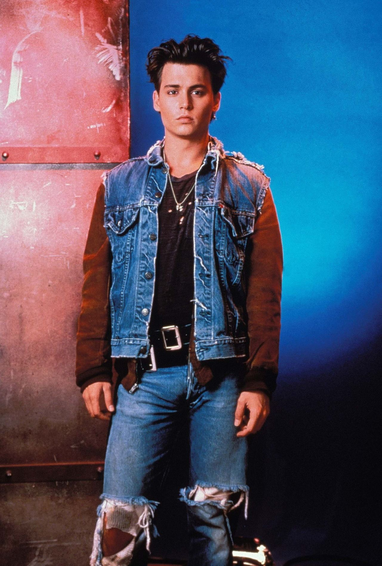Johnny Depp in 21 Jumpstreet, 1987
