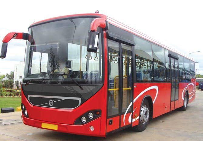 Volvo In India Bus Volvo Bus Coach
