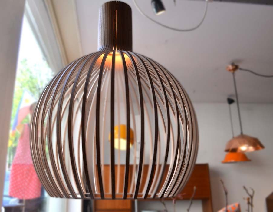 Vintage design Lamp By All The Luck In The World   lokalincnl