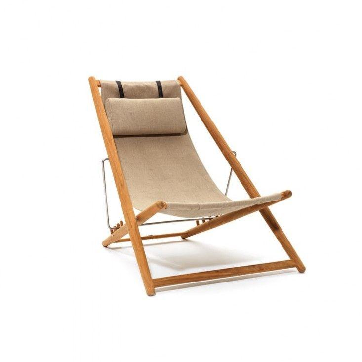 Bon H55 Lounge Chair From Skargaarden | Remodelista