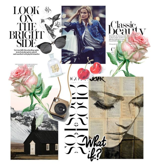 """""""Thoughts: 1"""" by ryexfashion ❤ liked on Polyvore featuring art"""